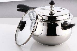 Stainless Steel Handi Pressure Cooker