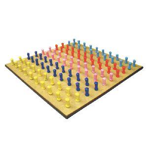 Hundred PEG Board (100 PEGS)