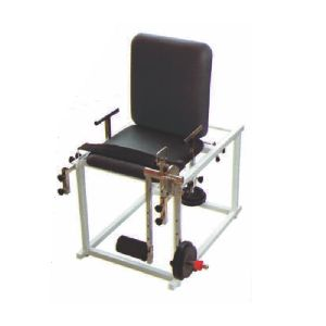 Quadriceps Table with Backrest