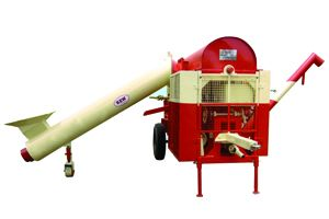 Conveyor Crop Thresher