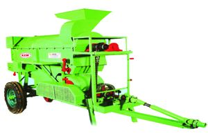 Maize Dehusker Sheller