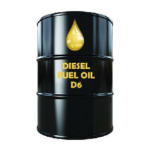 D6 Diesel Oil