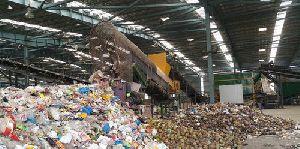 Solid Waste Handling Plant