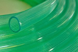 PVC Green Transparent Pipe