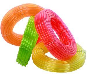 Pvc Transparent Colour Pipe