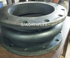Bellow Rubber Expansion Joint soft end