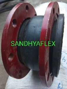 Expansion Joints  Bellow With Rubber Flange