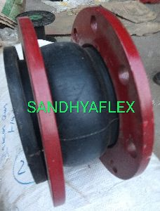 Rubber Bellow With Flange