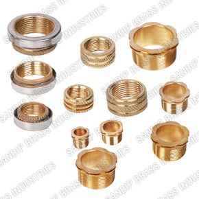 Brass Cpvc And Upvc Inserts