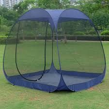 Plain Foldable Tent Mosquito Net