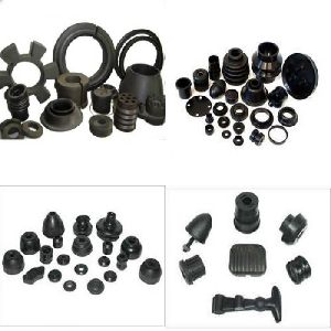 Automobile And Railway Rubber Parts