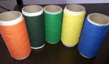 Recycled Colour Yarn