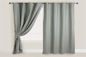 Curtain And Pipe