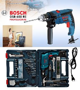 Bosch Drill Power And Hand Tool Kit