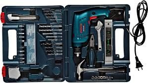 Bosch Power And Hand Tool Kit