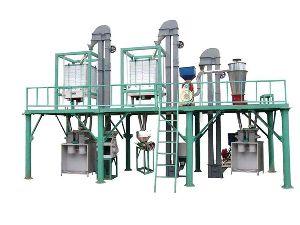 Flour Mill Rice Mill