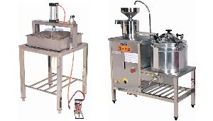Soya Milk Tofu Making Machine