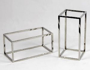 Mild Steel Powder Coated Display Stand