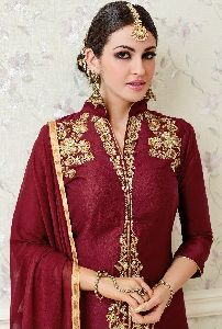 Anarkali Party Wear Salwar Suit