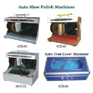 Auto Shoe Polish Machines
