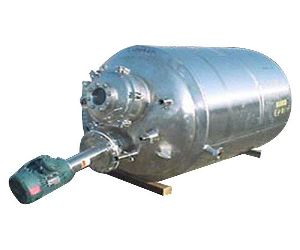 Jacketed Reactor And Pressure Vessel