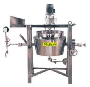 Tilting Steam Jacketed Kettle