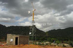 Vet Wind Solar Water Pumping