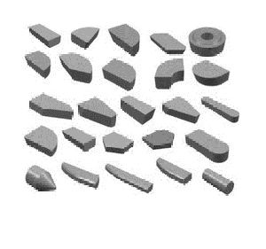 Tungsten Carbide Tip Bolts