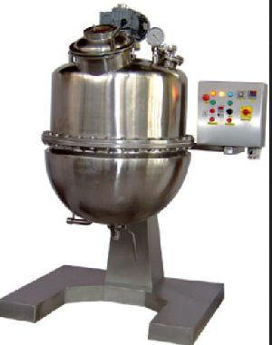 Vacuum Batch Cooker Vc 100 Or 200