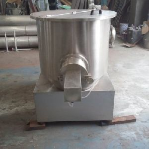 Used Ss Cone Blender