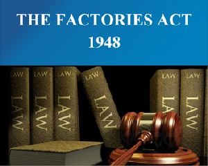 Factory Act Consultant Services
