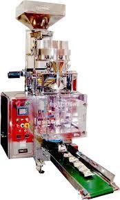 Namkeen Pouch Packing Machine Pneumatic Ogarfilar