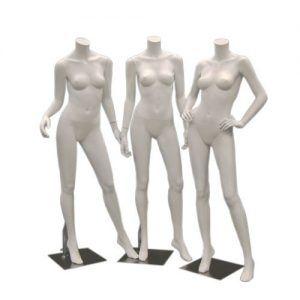 Female Headless Mannequin