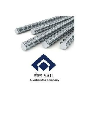 SAIL TMT STEEL BARS