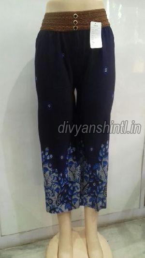 Ladies Designer Pant 02