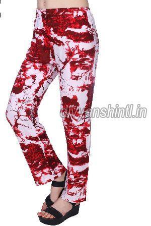 Ladies Designer Pant 01
