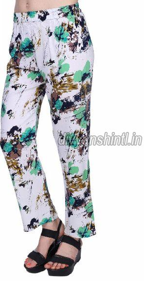 Ladies Designer Pant 03