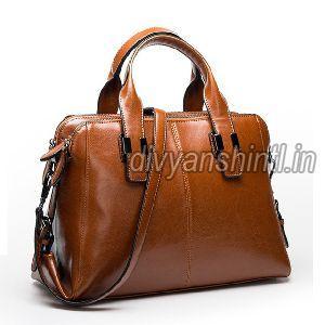 Ladies Leather Handbags 03