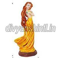 Lady Flower Vase