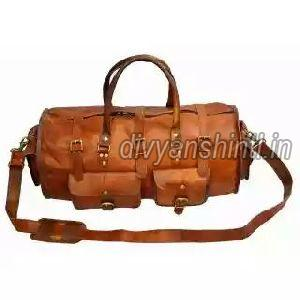 Leather Gym Bags 03