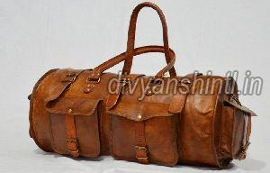 Leather Gym Bags 04