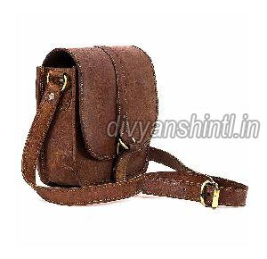 Leather Office Bag 03