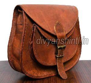 Leather Office Bag 05