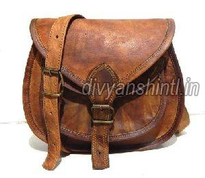 Leather Office Bag 06
