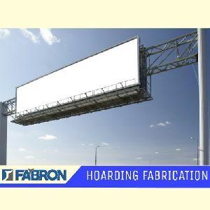 Hoarding Sign Board