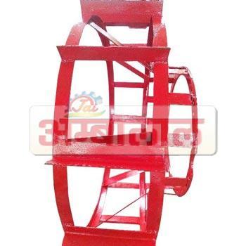 Tractor Cazz Wheel