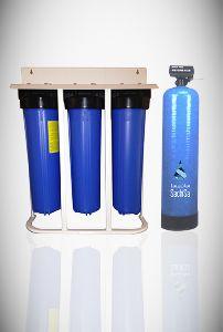 Basic Central Filtration System For Villas