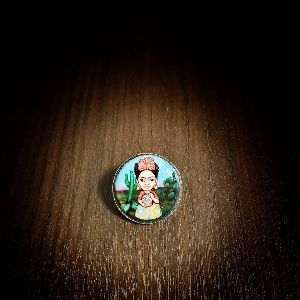 Printed Metal Pin