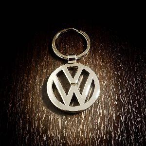 VW Metallic Keychain