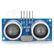 Ultrasonic Sensor- Hc- 05